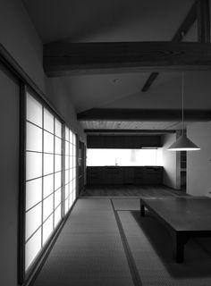 living, dining, tatami, shouji, 畳, 障子