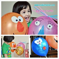 Balloon Crafts (characters)