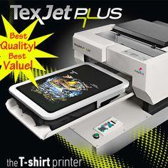 DTG Printer In Dubai