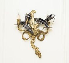 Christian Dior heels. http://www.thecoveteur.com/chloe-perrin/