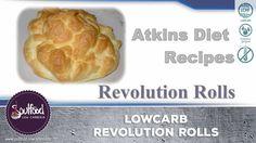 Low Carb Brötchen, mit fettfreiem Frischkäse auch Dukan attack geeignet