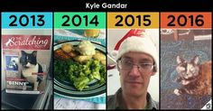 <b>Kyle</b>, your pictures from the last 4 years are truly beautiful. They reflect your amazing personality and they show how you have grown as a person in these years. Share this with your friends and let them know how incredible your pictures from the last 4 years truly are.
