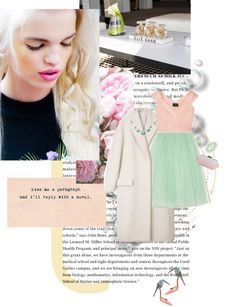 """88. Pale & Pretty"" by c-h-e-r-ie ❤ liked on Polyvore"