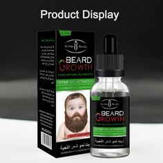 Natural Organic Men Beard Growth Oil Beard Wax balm Hair Loss Products Leave-In Conditioner for Groomed Beard Growth I, Beard Wax, Men Beard, Professional Beard, Essential Oil For Men, Beard Oil And Balm, Beard Growth Oil, Flaky Skin, Beard Grooming, Leave In Conditioner