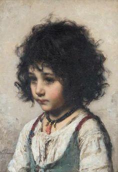 Alexei Alexeivich Harlamoff (1842 – 1923, Russian)