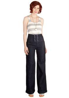 Modcloth - My Jam Jeans