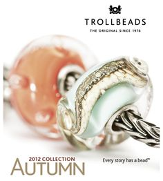 Trollbeads: Fall 2012 Silver and Gemstones Collection