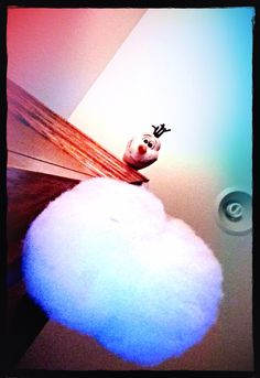 """Day 6: olaf """"Watch out for my butt!!!"""""""