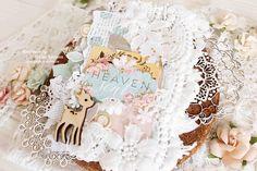 Кружевной миник Heaven Sent / ПД ОСК | Марина Игнатова