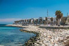 Bari Paris Skyline, New York Skyline, Bari, Adriatic Sea, San Francisco Skyline, Trip Advisor, Dolores Park, Water, Travel