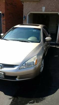 2003 Honda Accord EX-L in excellent condition. Only 132,000km.