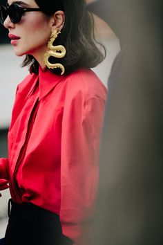 After Matériel by Aleksander Akhalkatsishvili | Tbilisi #earrings #inspiration