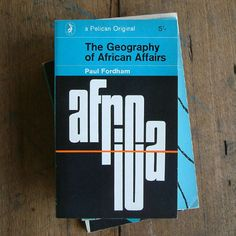 The Geography of African Affairs | Flickr - Photo Sharing!