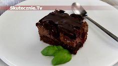Wiśnia w czekoladzie, czyli ciasto 'Mon cheri'