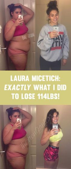 Laura Micetich is a 24 year old teacher from Tennessee who lost over 114lbs in one year by lifting heavy and going back to basics with her nutrition and eating a quality, healthy diet. Laura knew she had to lose weight, as she wanted to be a good role model for the children in her …