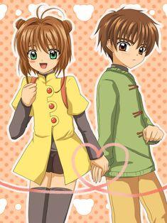 Shaoran y Sakura // Cardcaptor Sakura