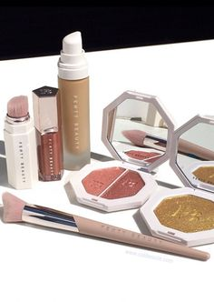 Fenty Beauty By Rihanna Review swatches |www.calibeaute.com