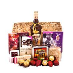 Amarula Gourmet Hamper Cream Liqueur, Hampers, Wine And Spirits, Wines, Liquor, Chocolate, Recipes, Food, Gourmet