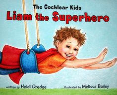 A list of the best picture books and chapter books for children with hearing loss. These books are about children with hearing aids, cochlear implants, and deafness in today's society.