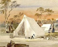 Colonial Australia - architecture buildings - tents.jpg