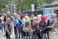 US Students FORCED To Wear Islamic Garb On School Outing, Parents IRATE. But these same \