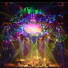 I Survived a Phish Show Yoga Music, My Music, Music Life, Music Stuff, Concert Lights, The Hollywood Bowl, The Jam Band, Concert Tickets, Amor
