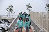 인천왕산요트장 자원봉사자의 도착 사진 대한요트협회 :: 뉴스 :: 사진갤러리