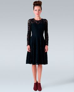 Great funeral dress Armani Collezioni Matte Jersey Dress available ...