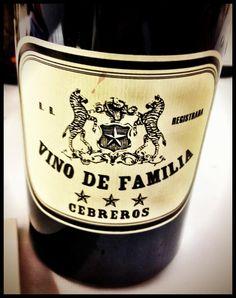 El Alma del Vino.: Raúl Pérez Bodegas y Viñedos Vino de Familia 2012.