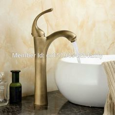 46.72$  Watch more here - http://ai1x2.worlditems.win/all/product.php?id=32747566750 - Free shipping Home Decoration Durable Solid Brass Kitchen Bathroom Basin Faucet hot and cold vessel sink basin mixer tap GI74