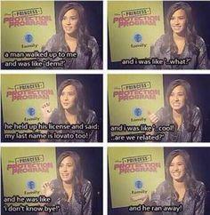 Demi Lovato funny moments