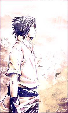 Sasuke .Serenity by kivi1230.deviantart.com on @deviantART