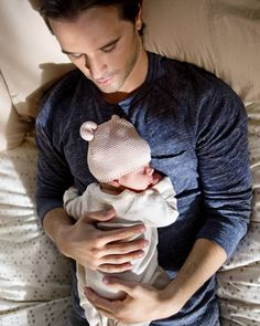 Ty and baby Borden #season11