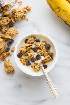 Healthy snacks on Pinterest | Granola Bars, Granola and Energy Bites