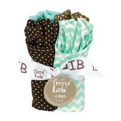 Click over to  http://www.bargainsdelivered.com/products/trend-lab-bouquet-4-pack-bib-cocoa-mint?utm_campaign=social_autopilot&utm_source=pin&utm_medium=pin to see Trend Lab Bouquet... from Bargains Delivered