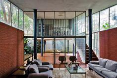 Inspiring house   Galeria - Clássicos da Arquitetura: Segunda residência do arquiteto / Vilanova Artigas - 221