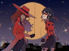 Miraculous Ladybug Fanfiction, Miraculous Ladybug Fan Art, Ladybug Comics, Miraclous Ladybug, Carmen San Diego, Ladybugs Movie, Character Art, Character Design, Cartoon Crossovers