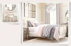 Image result for restoration hardware bedroom girl