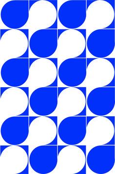 Wave (tile), 2015 Ligia de Medeiros