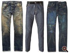 Designer Jeans Herren von G-Star, True Religion, Dsquared, Diesel, Edwin & Co.