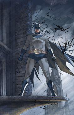 Batman •Bentti Bisson