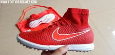 Red Nike MagistaX Proximo 2016 ✔️