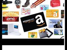 Amazon Gift Cards - YouTube