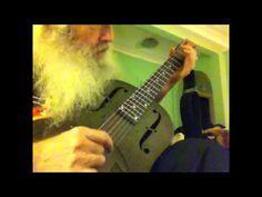 Guitar Lesson - Open D Finger Picking Guitar Lesson With Slide - YouTube