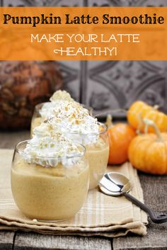 Healthy Pumpkin Smoothie, A Better Pumpkin Latte | All Nutribullet Recipes