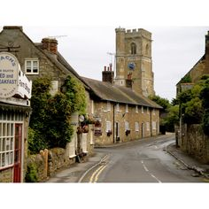 Abbotsbury village, Dorset♥