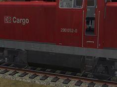 #DB-Cargo 290 052-0. #EEP10