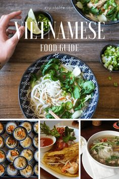 What to eat in Vietnam? Read this Vietnamese Food Guide NOW to find the best things to eat in Vietnam. From Vietnamese Pho, Banh mi to Vietnamese spring rolls, explore the best Vietnamese street food Devamı… Vietnamese Street Food, Vietnamese Spring Rolls, Vietnamese Cuisine, Vietnamese Recipes, Asian Recipes, Vietnamese Pho, Ethnic Recipes, Foods To Eat, Foodie Travel