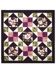 Bed Quilt Downloads - Afternoon Delight Quilt Pattern - Easy Quilt Pattern
