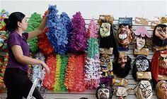 Vendas de itens de Carnaval na região devem recuar até 20%